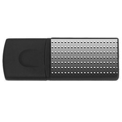Gradient Oval Pattern Usb Flash Drive Rectangular (4 Gb) by Simbadda