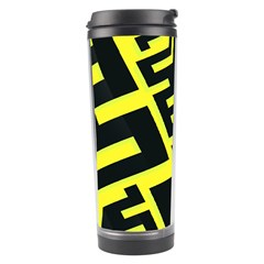 Pattern Abstract Travel Tumbler by Simbadda
