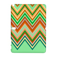 Chevron Wave Color Rainbow Triangle Waves Galaxy Note 1 by Alisyart