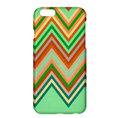Chevron Wave Color Rainbow Triangle Waves Apple Iphone 6 Plus/6s Plus Hardshell Case by Alisyart