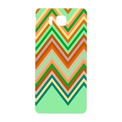 Chevron Wave Color Rainbow Triangle Waves Samsung Galaxy Alpha Hardshell Back Case by Alisyart