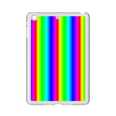 Rainbow Gradient Ipad Mini 2 Enamel Coated Cases by Simbadda