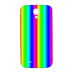 Rainbow Gradient Samsung Galaxy S4 I9500/i9505  Hardshell Back Case by Simbadda
