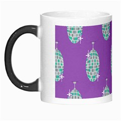 Disco Ball Wallpaper Retina Purple Light Morph Mugs