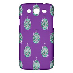 Disco Ball Wallpaper Retina Purple Light Samsung Galaxy Mega 5 8 I9152 Hardshell Case