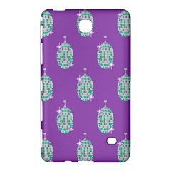 Disco Ball Wallpaper Retina Purple Light Samsung Galaxy Tab 4 (8 ) Hardshell Case  by Alisyart