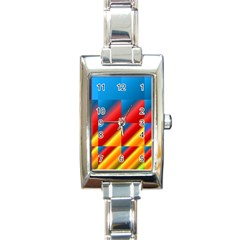 Gradient Map Filter Pack Table Rectangle Italian Charm Watch by Simbadda
