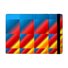 Gradient Map Filter Pack Table Apple Ipad Mini Flip Case by Simbadda