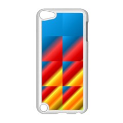 Gradient Map Filter Pack Table Apple Ipod Touch 5 Case (white) by Simbadda