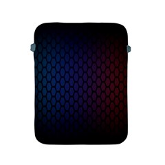 Hexagon Colorful Pattern Gradient Honeycombs Apple Ipad 2/3/4 Protective Soft Cases by Simbadda