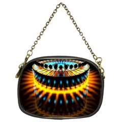 Abstract Led Lights Chain Purses (one Side)  by Simbadda