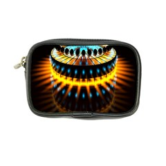 Abstract Led Lights Coin Purse