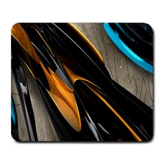 Abstract 3d Large Mousepads