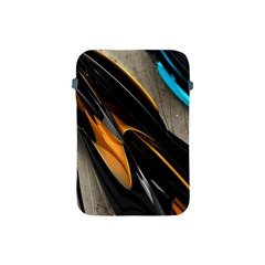 Abstract 3d Apple Ipad Mini Protective Soft Cases by Simbadda