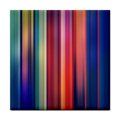Texture Lines Vertical Lines Tile Coasters