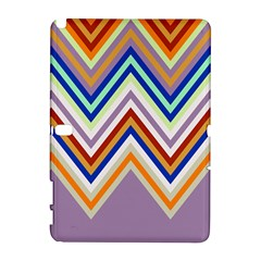 Chevron Wave Color Rainbow Triangle Waves Grey Galaxy Note 1