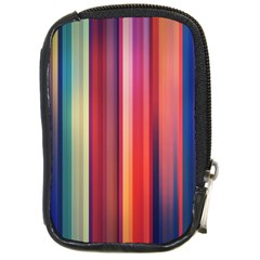 Texture Lines Vertical Lines Compact Camera Cases by Simbadda