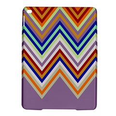 Chevron Wave Color Rainbow Triangle Waves Grey Ipad Air 2 Hardshell Cases