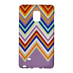 Chevron Wave Color Rainbow Triangle Waves Grey Galaxy Note Edge