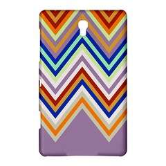 Chevron Wave Color Rainbow Triangle Waves Grey Samsung Galaxy Tab S (8 4 ) Hardshell Case