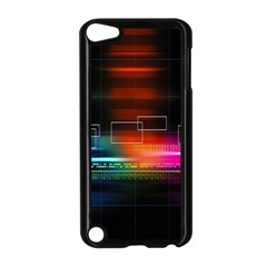 Abstract Binary Apple Ipod Touch 5 Case (black) by Simbadda
