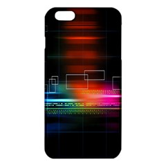 Abstract Binary Iphone 6 Plus/6s Plus Tpu Case by Simbadda