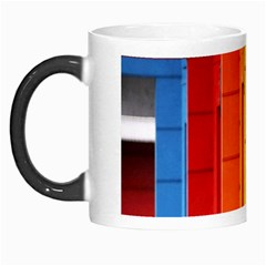 Abstract Minimalism Architecture Morph Mugs by Simbadda