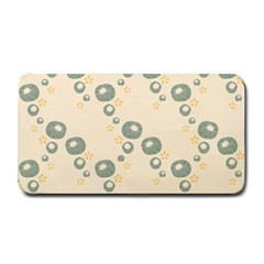 Flower Floral Pink Medium Bar Mats