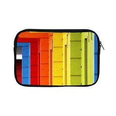 Abstract Minimalism Architecture Apple Ipad Mini Zipper Cases by Simbadda