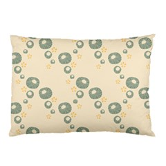 Flower Floral Pink Pillow Case (two Sides)