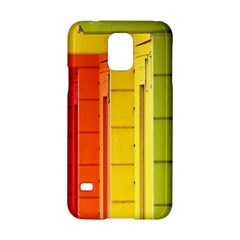Abstract Minimalism Architecture Samsung Galaxy S5 Hardshell Case  by Simbadda