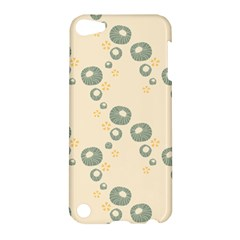 Flower Floral Pink Apple Ipod Touch 5 Hardshell Case