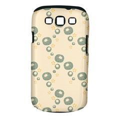 Flower Floral Pink Samsung Galaxy S Iii Classic Hardshell Case (pc+silicone)