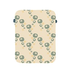 Flower Floral Pink Apple Ipad 2/3/4 Protective Soft Cases