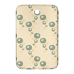 Flower Floral Pink Samsung Galaxy Note 8 0 N5100 Hardshell Case