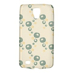 Flower Floral Pink Galaxy S4 Active