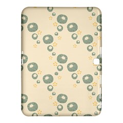 Flower Floral Pink Samsung Galaxy Tab 4 (10 1 ) Hardshell Case