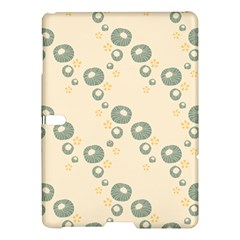 Flower Floral Pink Samsung Galaxy Tab S (10 5 ) Hardshell Case