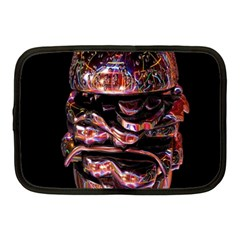 Hamburgers Digital Art Colorful Netbook Case (medium)  by Simbadda