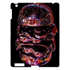 Hamburgers Digital Art Colorful Apple Ipad 3/4 Hardshell Case