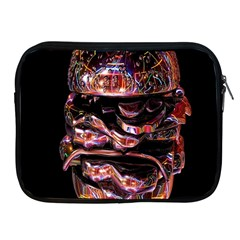 Hamburgers Digital Art Colorful Apple Ipad 2/3/4 Zipper Cases