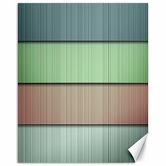 Lines Stripes Texture Colorful Canvas 16  X 20
