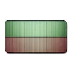 Lines Stripes Texture Colorful Medium Bar Mats by Simbadda