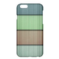Lines Stripes Texture Colorful Apple Iphone 6 Plus/6s Plus Hardshell Case by Simbadda
