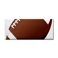 Football American Sport Ball Cosmetic Storage Cases by Alisyart