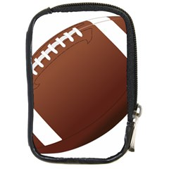 Football American Sport Ball Compact Camera Cases by Alisyart