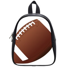 Football American Sport Ball School Bags (small)