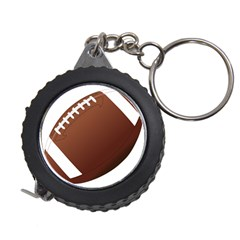 Football American Sport Ball Measuring Tapes by Alisyart