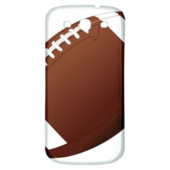 Football American Sport Ball Samsung Galaxy S3 S Iii Classic Hardshell Back Case