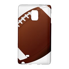 Football American Sport Ball Galaxy Note Edge by Alisyart